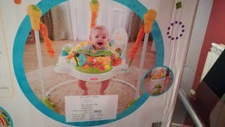 saltador selva divertida fisher price