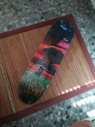 tabla de skate real james kelch