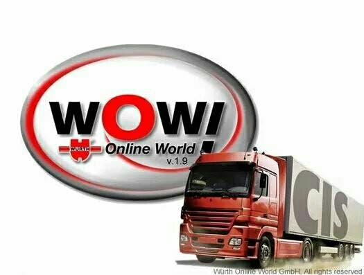 Wow wurth software camion diagnosis en español en Alicante