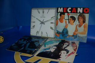 Vinilos LP-discos MECANO muy buen estado-4 VINILOS