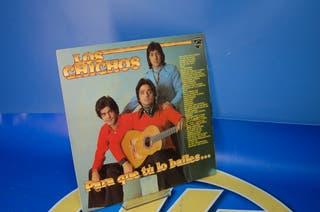 Vinilo LP-disc Los Chichos Para Que Tu Lo Bailes