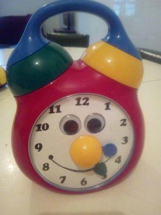 reloj bebés