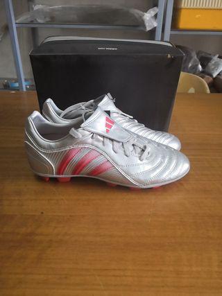 botas fútbol Adidas talla 38 2/3