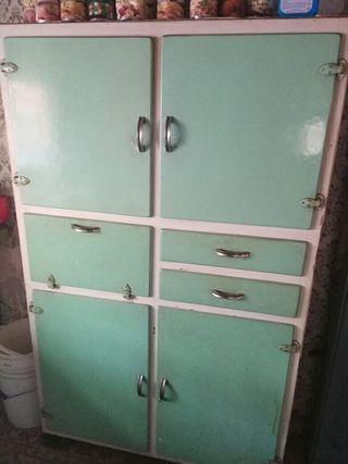 Mueble de cocina Antiguo de segunda mano en Madrid en WALLAPOP