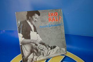 Vinilo LP disco Ixo Rai! Mosica & Mondongo!