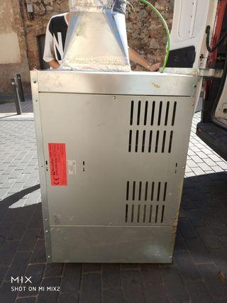 motor extractor de humos