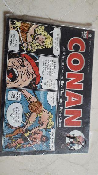Conan - Tiras de prensa 2