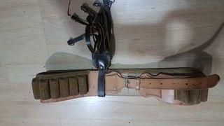 Canana-Cinturon cartuchos escopeta