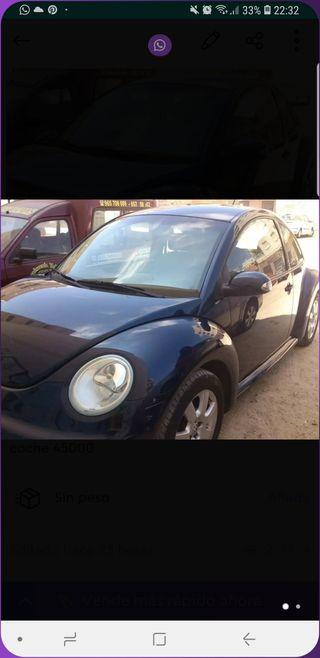 Volkswagen new betlee 2004