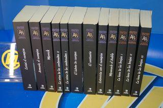 Colección 12 libros CRONICAS VAMPIRICAS ANNE RICE
