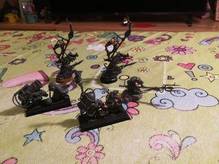 Lote de Warhammer Fantasy del ejército Skaven