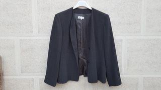GERARD DAREL chaqueta de vestir LUJO TALLA 38
