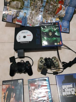 playstation 2 lote completo