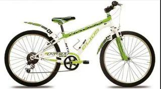 """bicicleta niño niña 24"""""""
