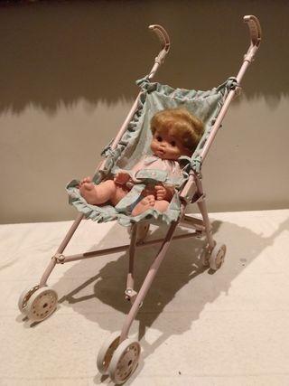 Sillita con muñeca