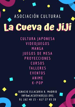 "Centro Cultural ""OTAKU"" - Madrid"