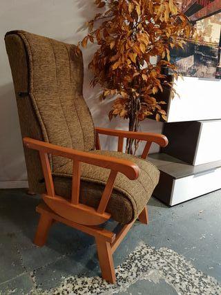 sillón balancin