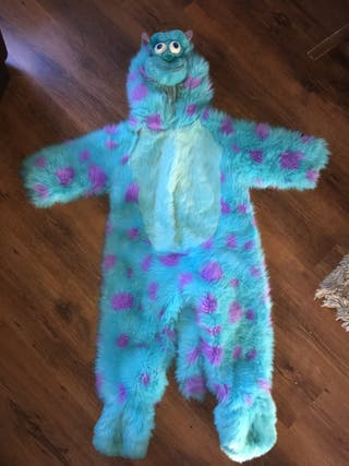 Disney Store Sully From Monsters Inc. Costume