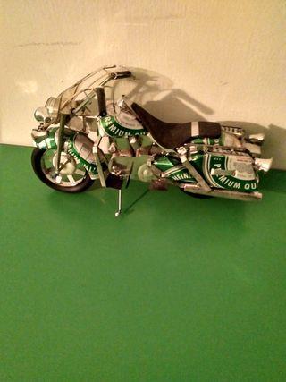 Moto colección.