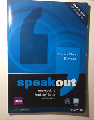 Libro speak out Student's book