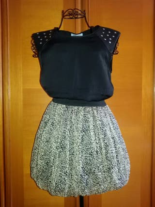 Blusa y falda