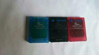 Memory Card Play 2 (ENVIO INCLUIDO)