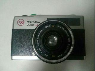 CAMARA FOTOS WERLISA 2000