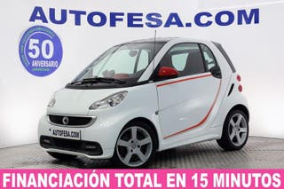 Smart ForTwo Coupé 1.0 84cv Ushuaia Auto 3p