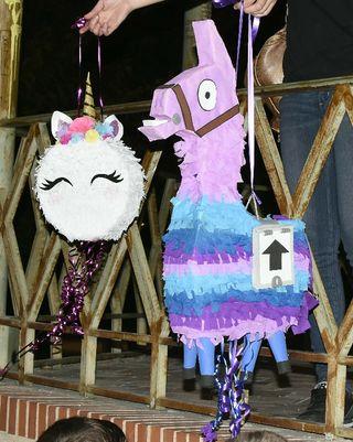 piñata comunion chuches