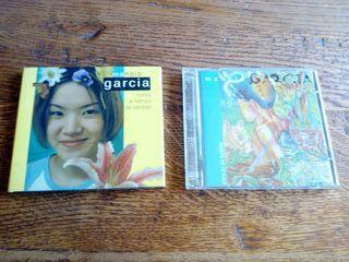 cd's de Manolo Garcia