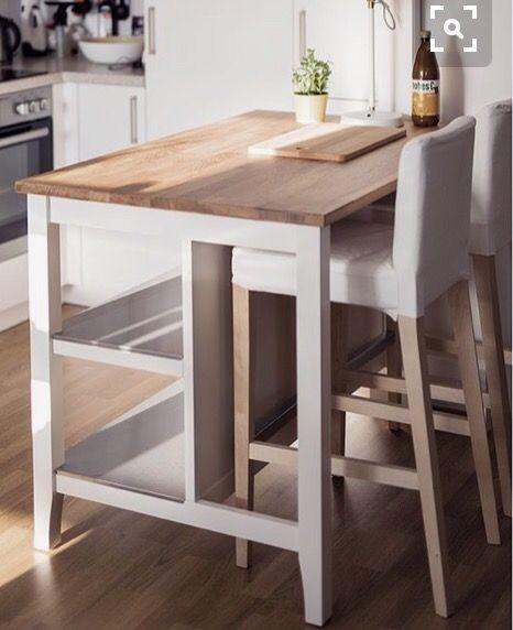 Mesa alta cocina de segunda mano por 150 € en Barcelona en WALLAPOP