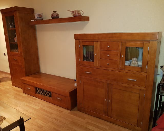 Muebles comedor ¡¡GRAN OFERTA!! de segunda mano por 550 € en Elche ...