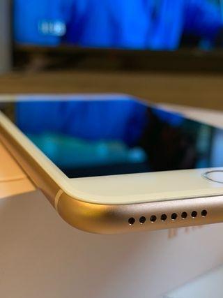 IPhone 8 Plus 256gb oro rosa nuevo