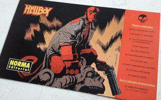 Postal Hellboy