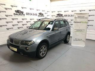 BMW X3 3.0d automático - 2008