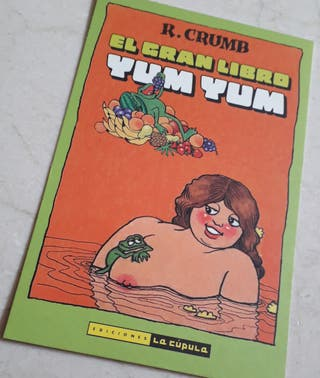 Postal Robert Crumb