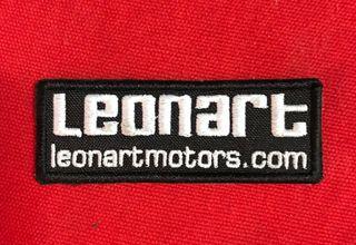 Leonart Daytona parche tela de calidad