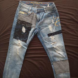Pantalón Desigual mujer