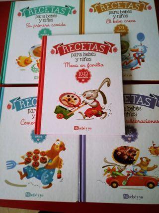 libros cocina niños