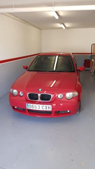 BMW 320td compact