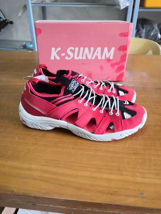 zapatillas K Sunam talla 45