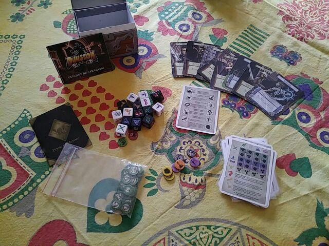 Dungeon Roll Juego De Mesa De Segunda Mano Por 12 En Toledo En