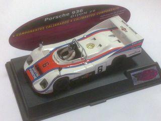 Coche slot Porsche 936 Dijon 76