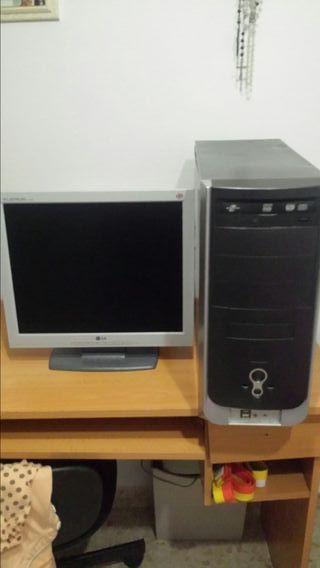 ordenador recien formateado