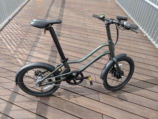 Bici electrica demo de tienda Ryme Nairobi