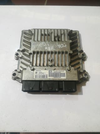centralita motor UCE peugeot 2.0hdi