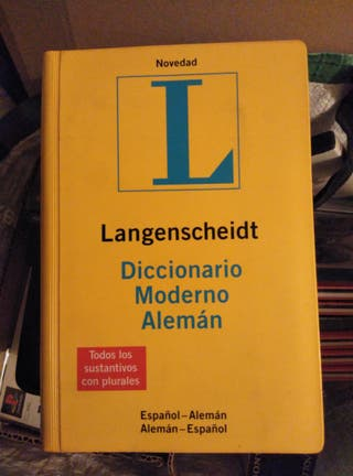 Diccionaro de Alemán