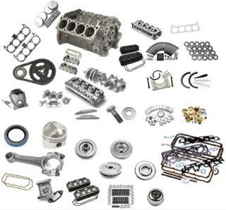 Componentes para motor nuevos. Envíos toda España