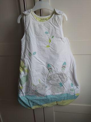 2 sacos bebé Vertbaudet