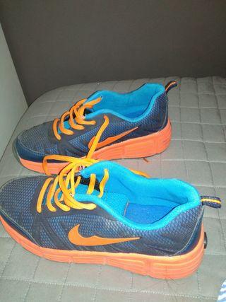 zapatillas con rueda